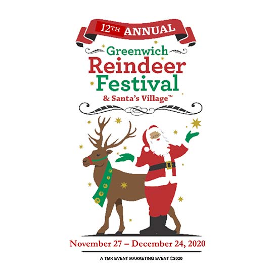 12th Annual Greenwich Reindeer Festival & Santa's Village