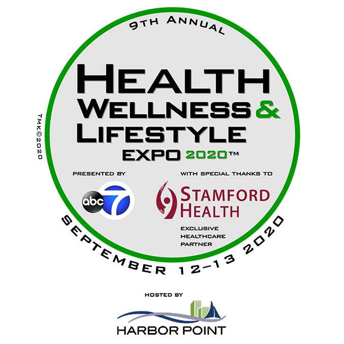 9th Annual Health Wellness & Lifestyle Expo 2020 presented by WABC-TV with special thanks to Stamford Health, Exclusive Healthcare Partner