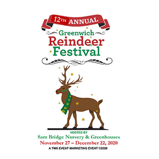 12th Annual Greenwich Reindeer Festival
